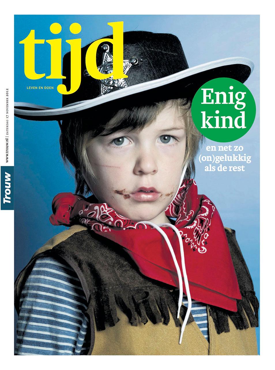 cover Tijd