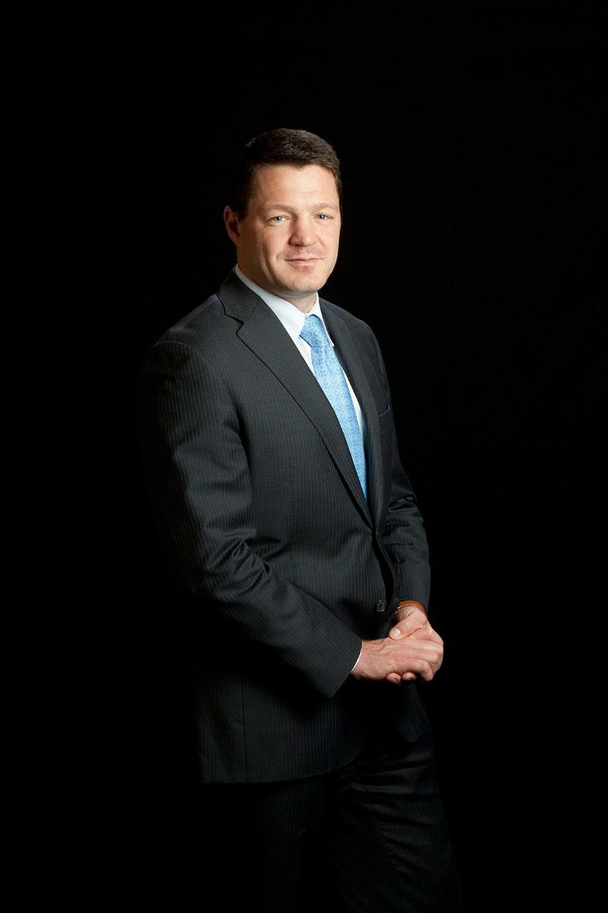 Dhr Elbers, KLM directeur