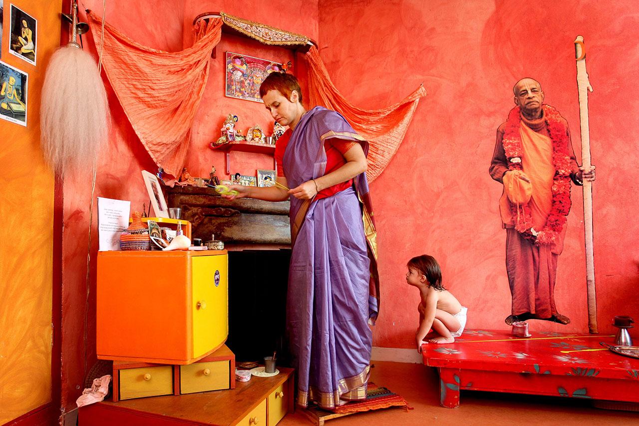 Hare Krishna Shamanandinie