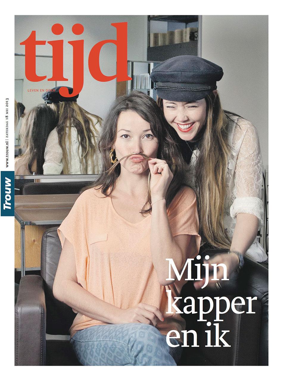 cover Tijd Dagblad Trouw