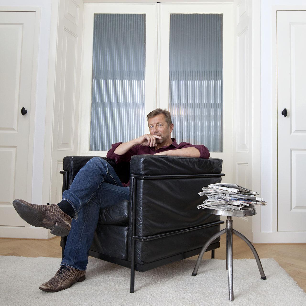 Hans Maarten van den Brink, auteur