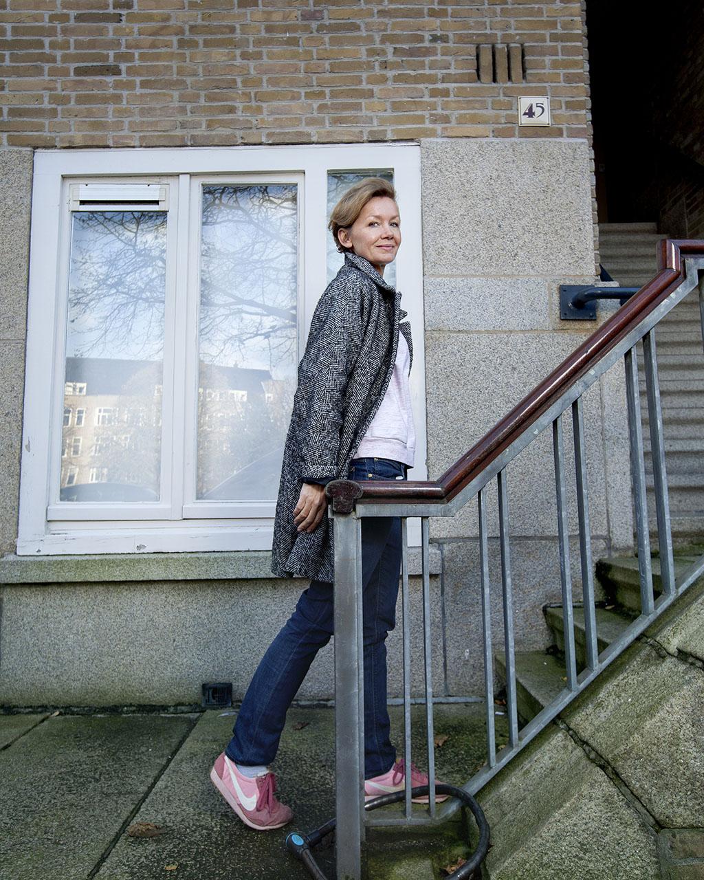Roos Ouwehand, actrice en schrijfster